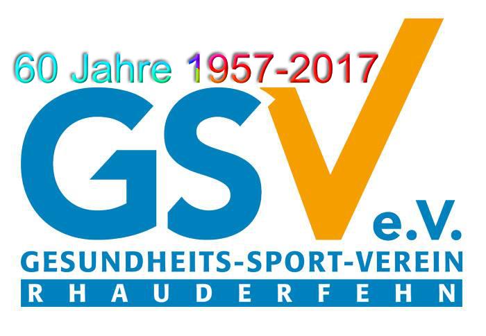 Vereinsjubiläum 60 Jahre GSV Rhauderfehn
