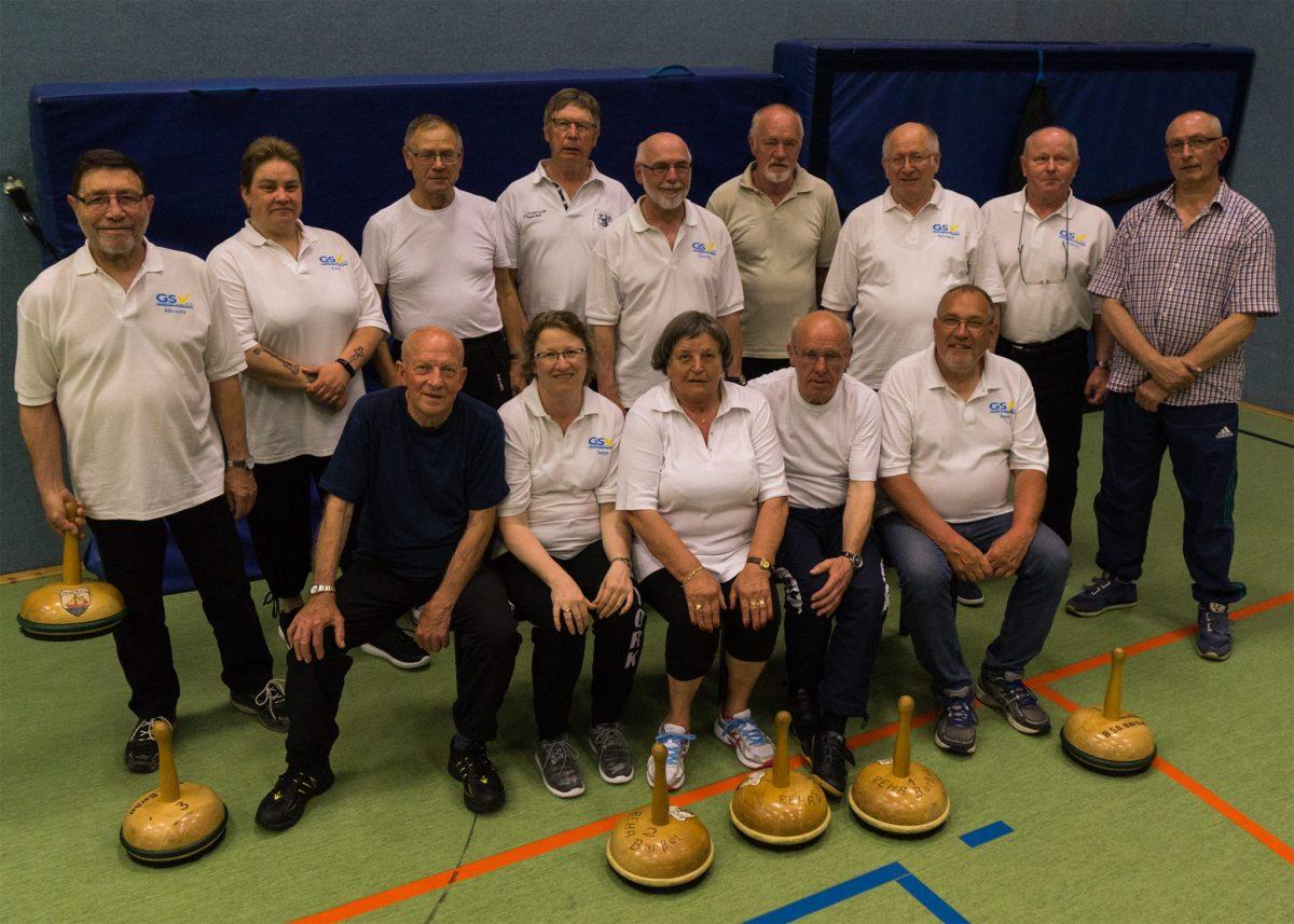 Freundschaftstreffen der Hallenbosselmannschaften des GSV Rhauderfehn und der IGS Barßel