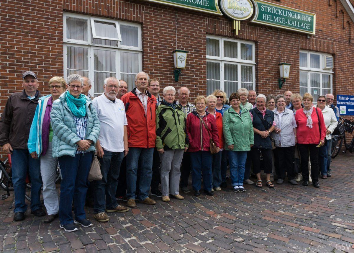 "GSV-Rhauderfehn ""mit dem Rad on Tour"""