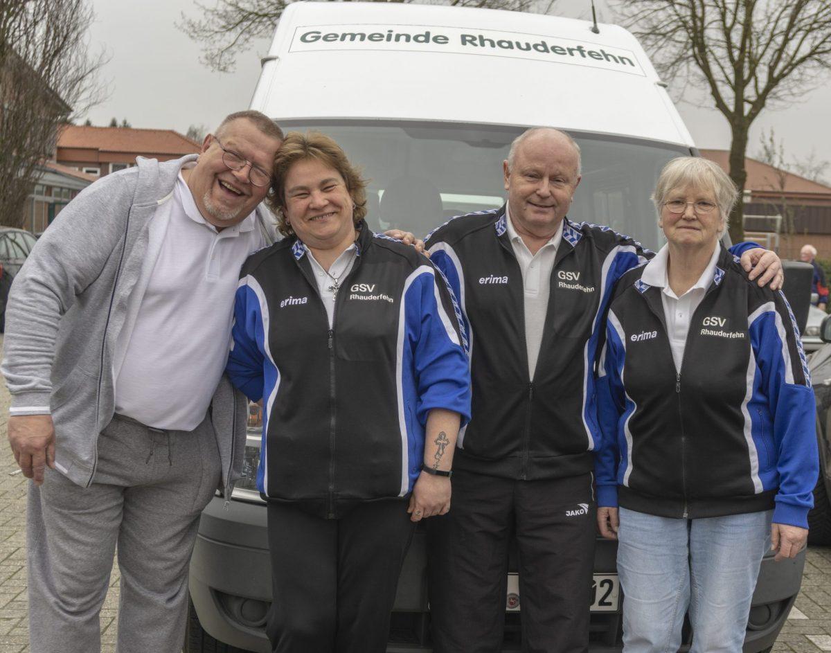 Hallenbosselturnier Kreismeisterschaft 2018 in Werlte